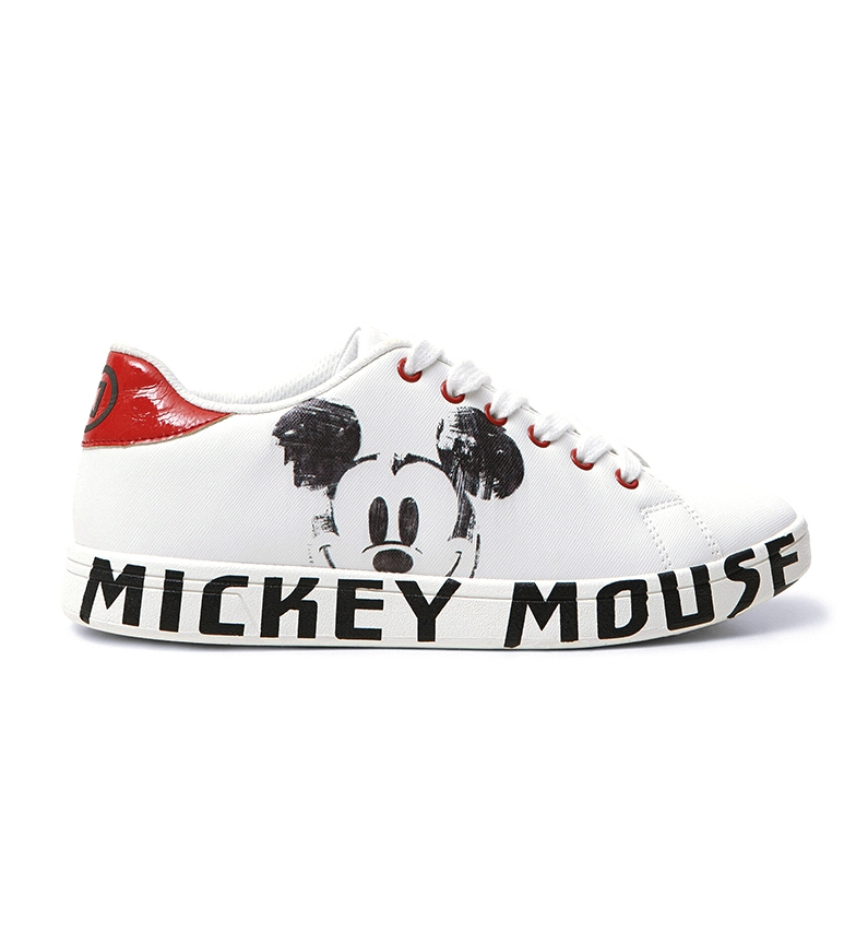 Comprar Desigual Cosmic Mickey white shoes