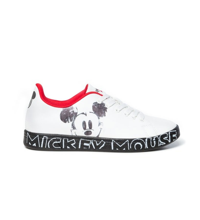 Comprar Desigual Cosmic shoes_ Mickey Mouse white