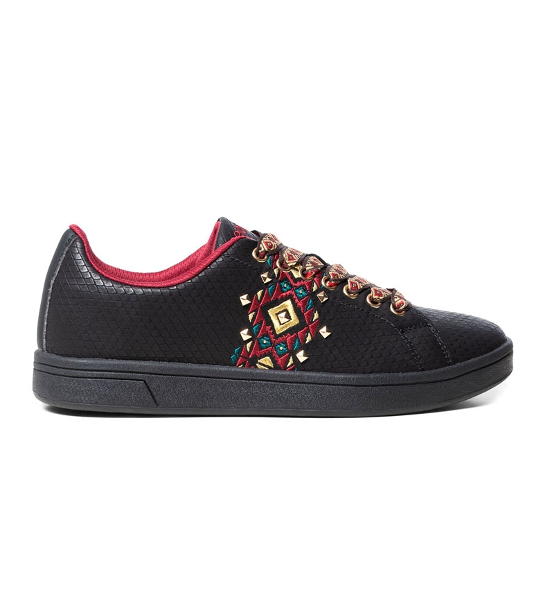Comprar Desigual Cosmic Navajo black sneakers