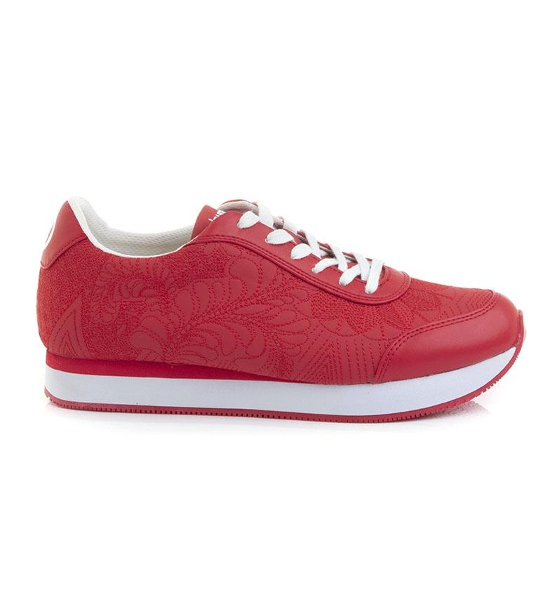 Comprar Desigual Galazy Lottie shoes red