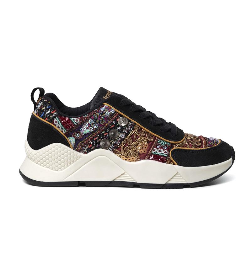 Comprar Desigual Hidra Sapatos Exóticos Multicor