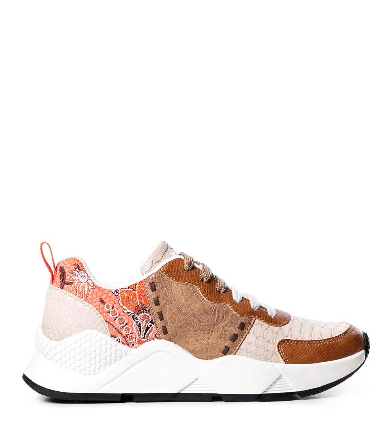 Comprar Desigual Multicolored Hydra Patch shoes