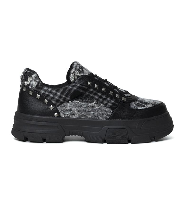 Comprar Desigual Trail running shoes Thomas black