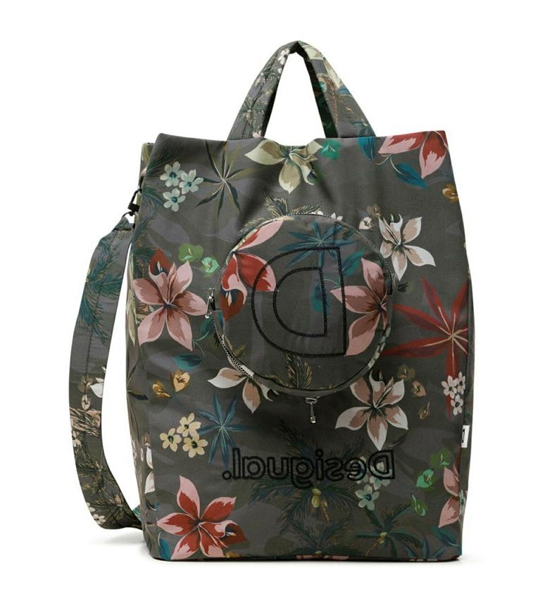 Comprar Desigual Namaste Sports Bag verde -34x41x20cm