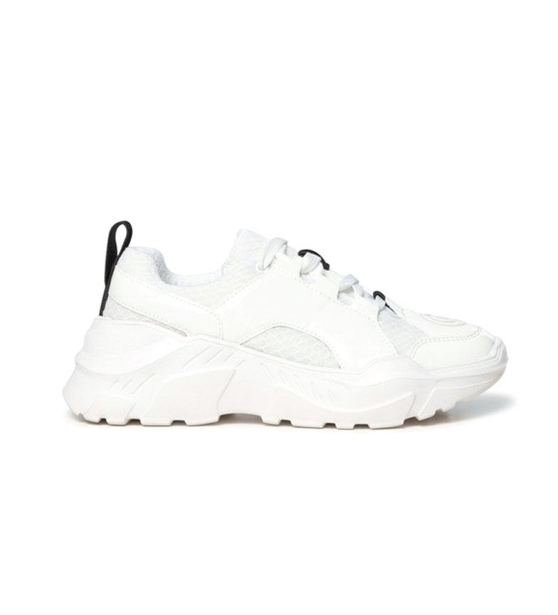 Comprar Desigual Sapatos brancos volumosos