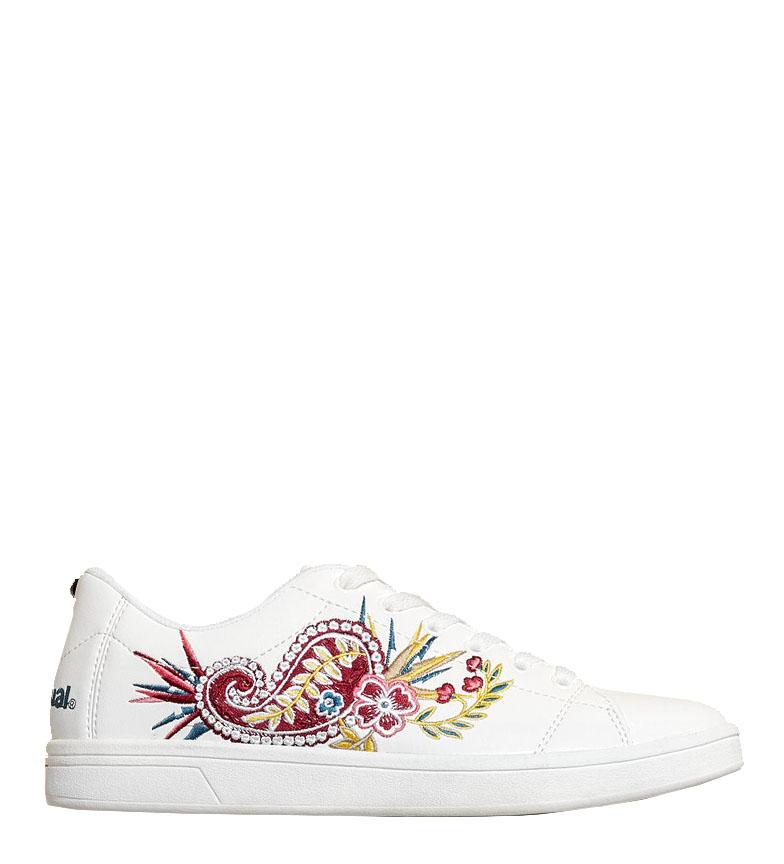Comprar Desigual Ethnic Tennis Shoes white