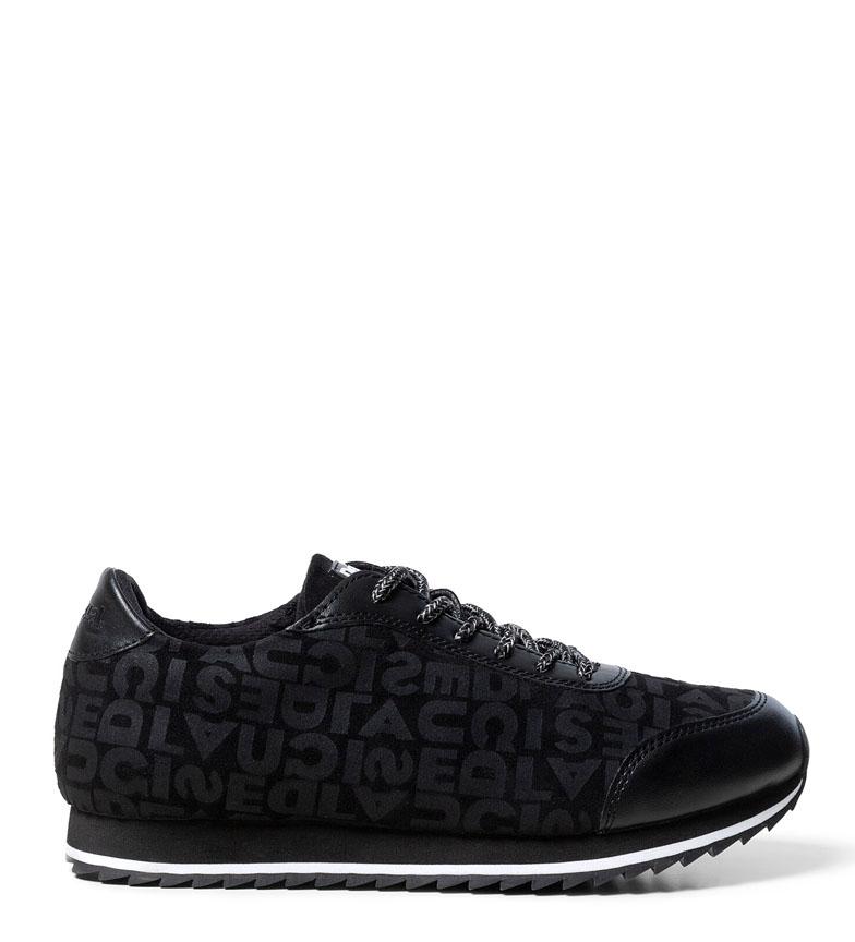 Comprar Desigual Zapatillas Pegaso Desigual negro