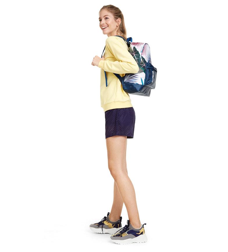 Zapatillas Suela6cm Grisaltura Desigual Chunky qSUGzLMjVp