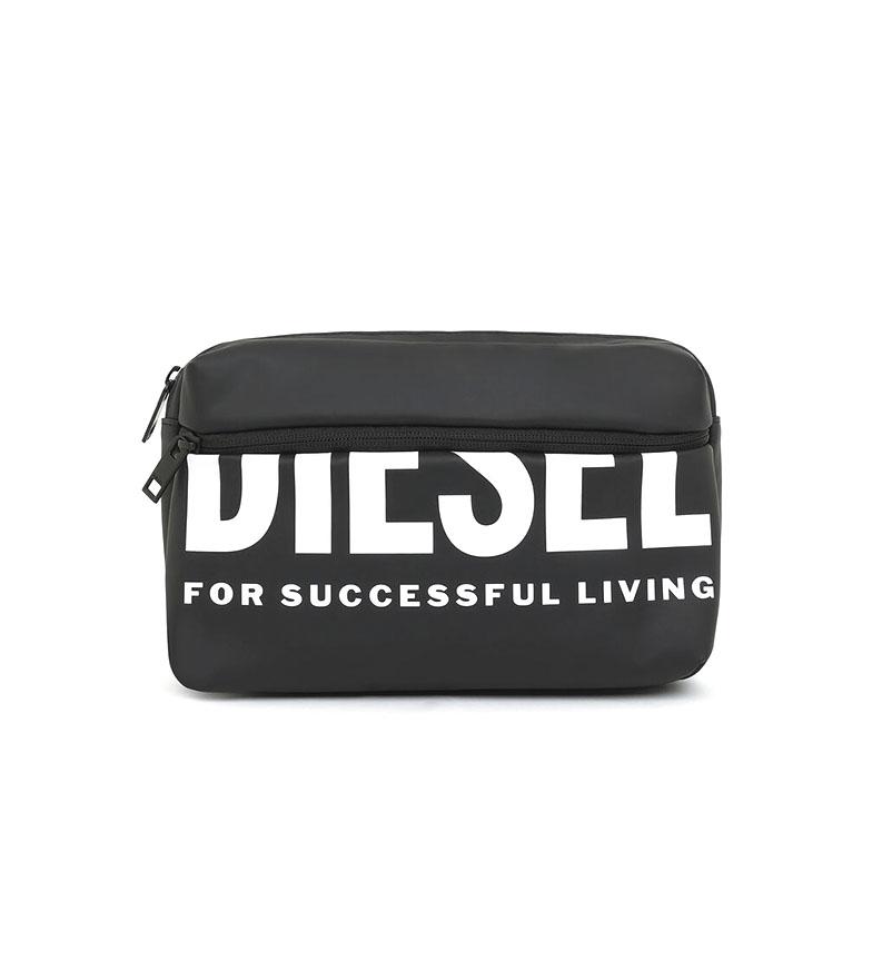 Comprar Diesel Riñonera Boldmessage F-Bold Bletbag negro -24,5x15x7cm-