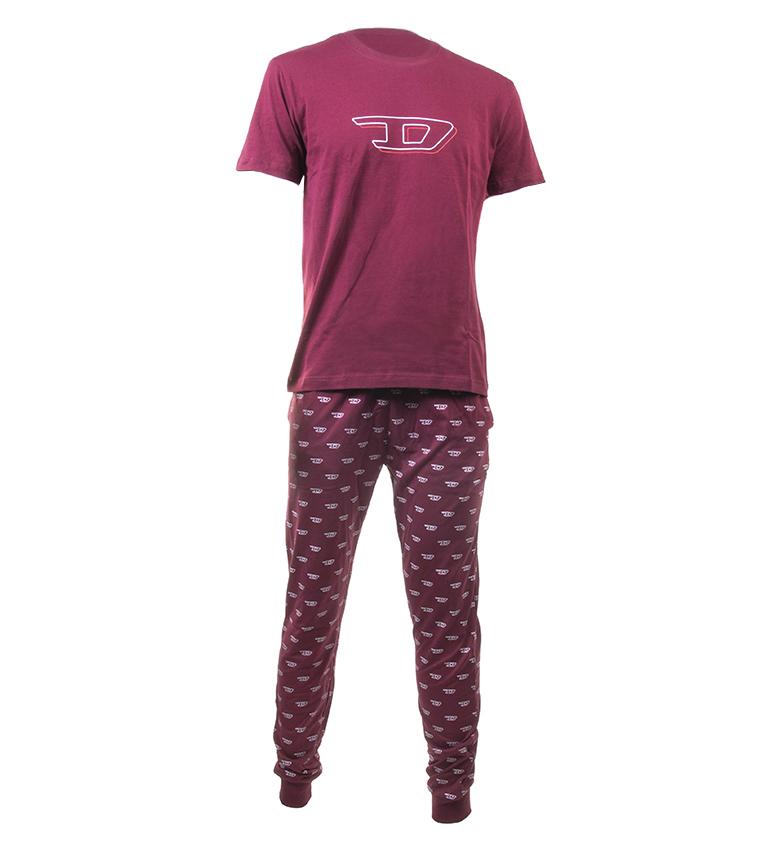 Comprar Diesel Pajama Umset garnet