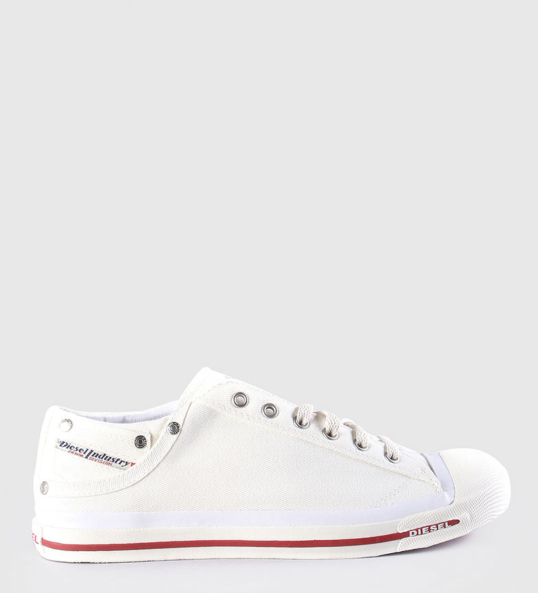 Comprar Diesel Zapatillas Exposure Low blanco