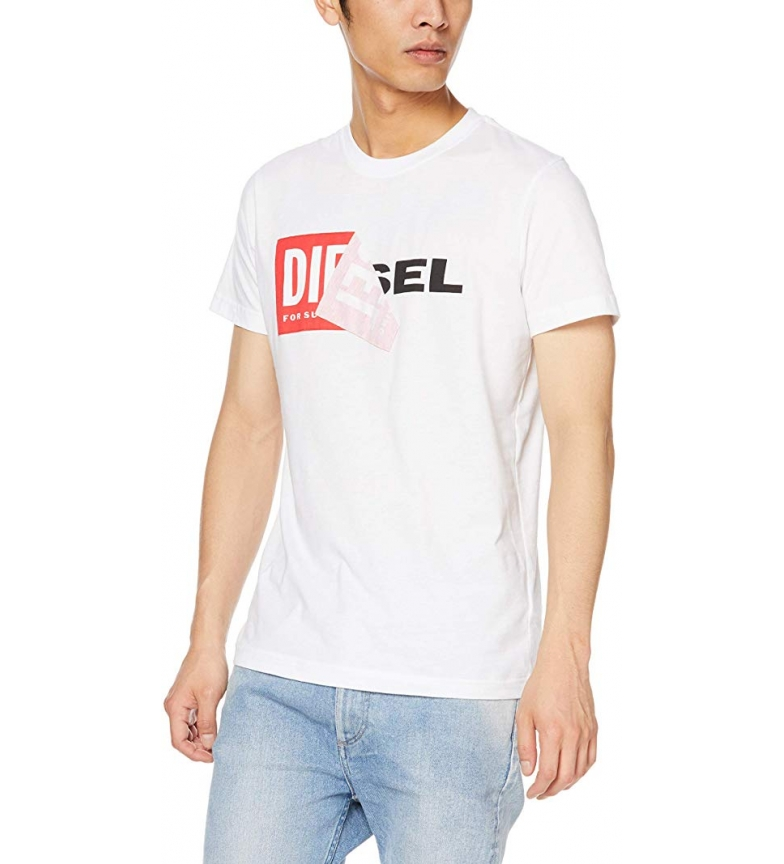 Comprar Diesel T-shirt Diego 00S02XS branco