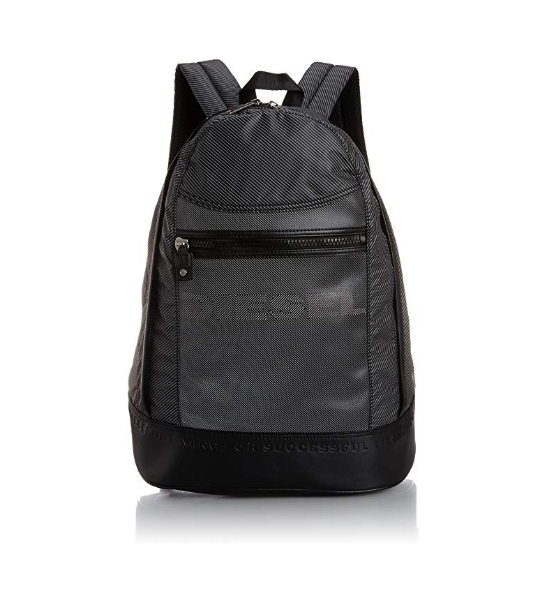 Comprar Diesel New Ride backpack black / 36x15x47 cm
