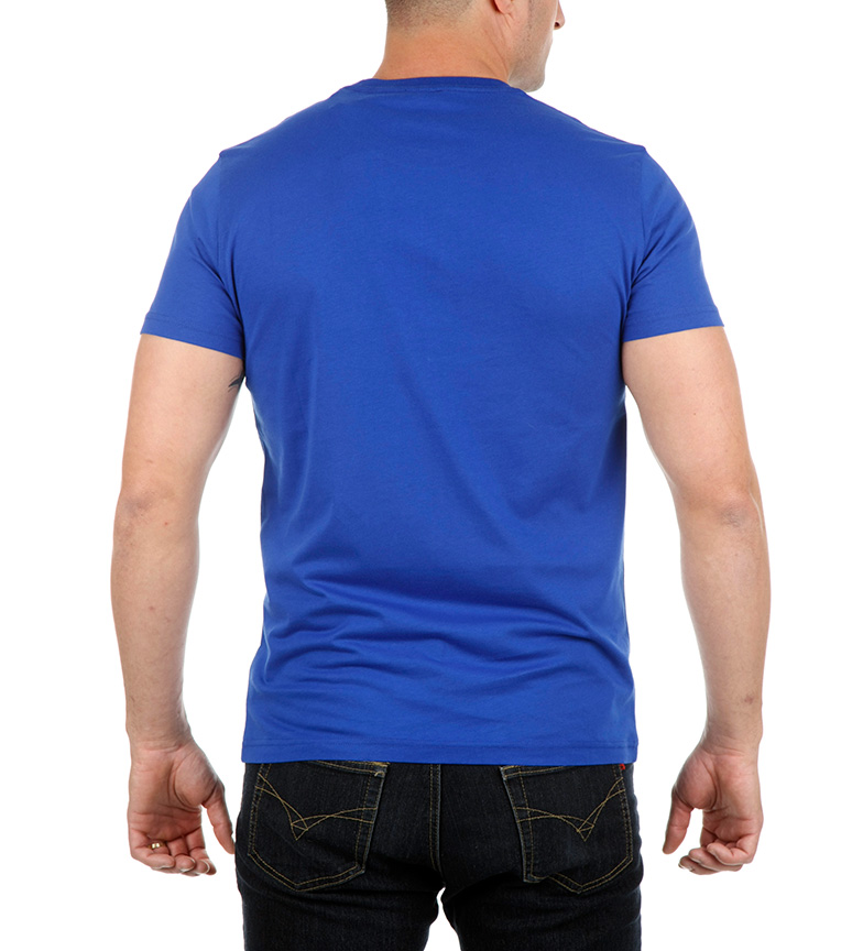 Diesel Camiseta Diego RA azul