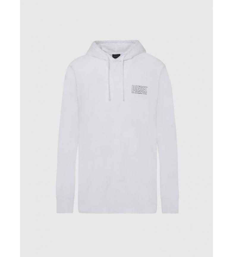 Comprar Diesel Camiseta Umlt-Jimmy blanco