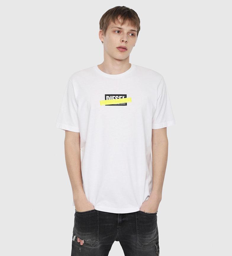 Comprar Diesel T-Just-Die T-shirt white