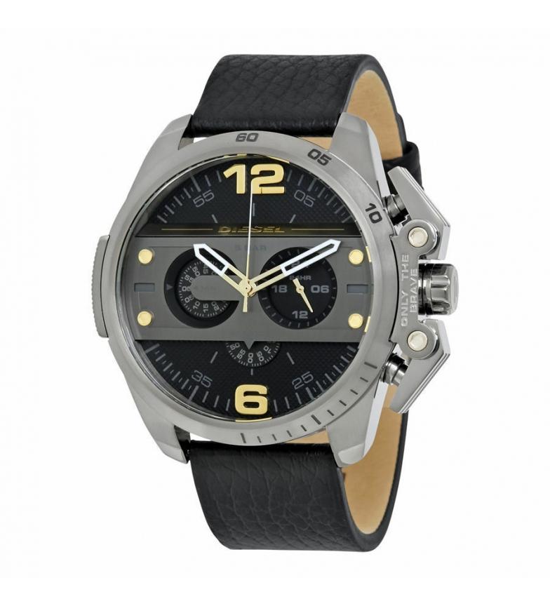 Comprar Diesel Analog chronograph watch DZ4386 black