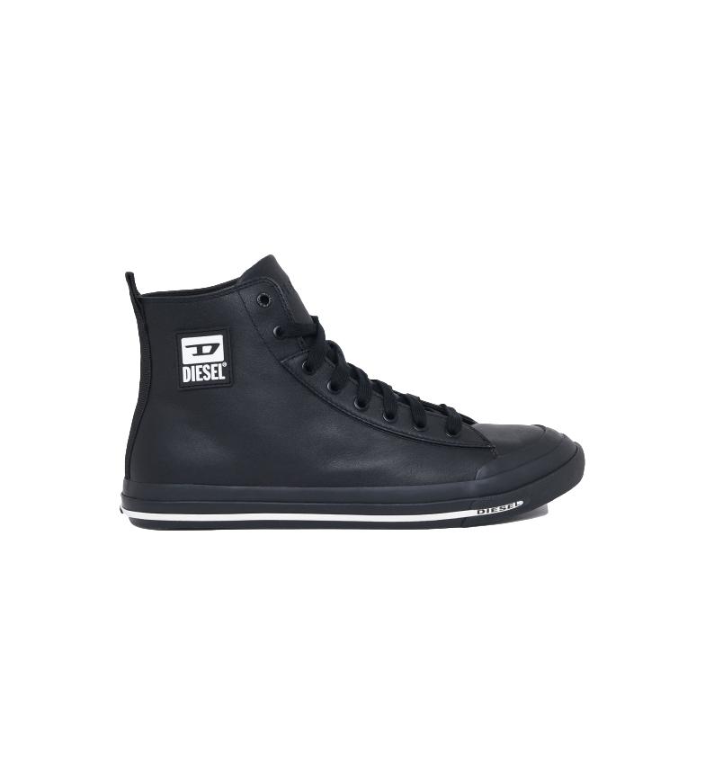 Comprar Diesel Shoes S-Astico Mid Cut black