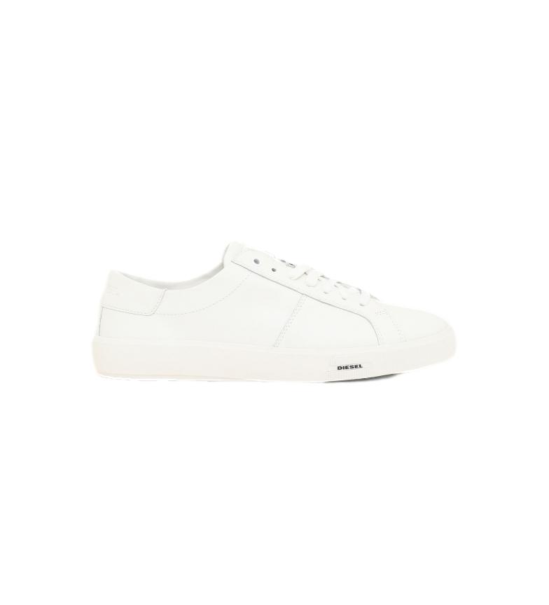 Comprar Diesel S Mydori LC blanc chaussures en cuir S Mydori LC blanc