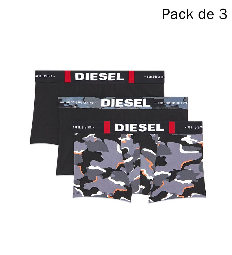 Comprar Diesel Lot de 3 UMBX-Damienthreepack noir, gris