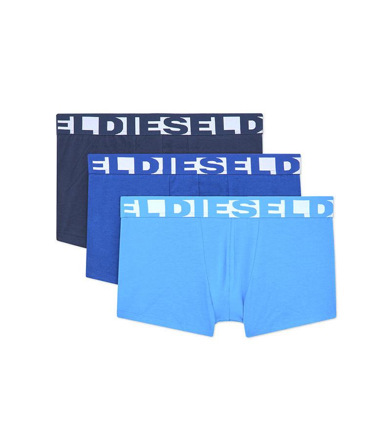 Diesel 3 Packers UMBX-Shawnthreepack azul