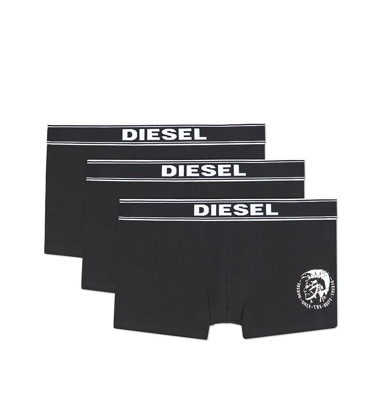 Comprar Diesel Embalagem de 3 UMBX-Shawnthreepack preto