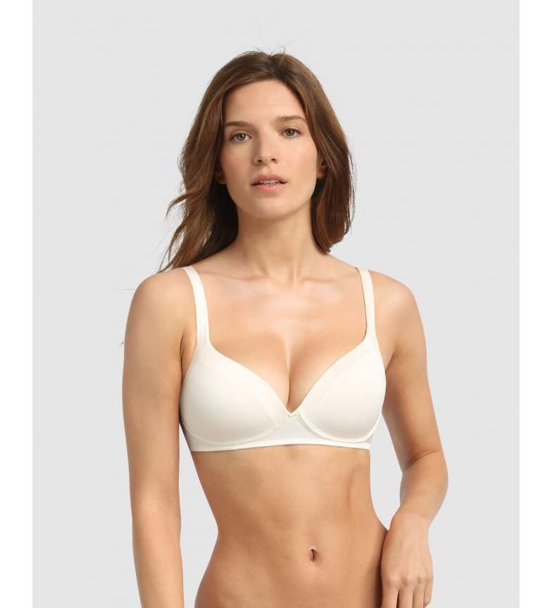 Comprar DIM Large capacity invisible bra without white trim