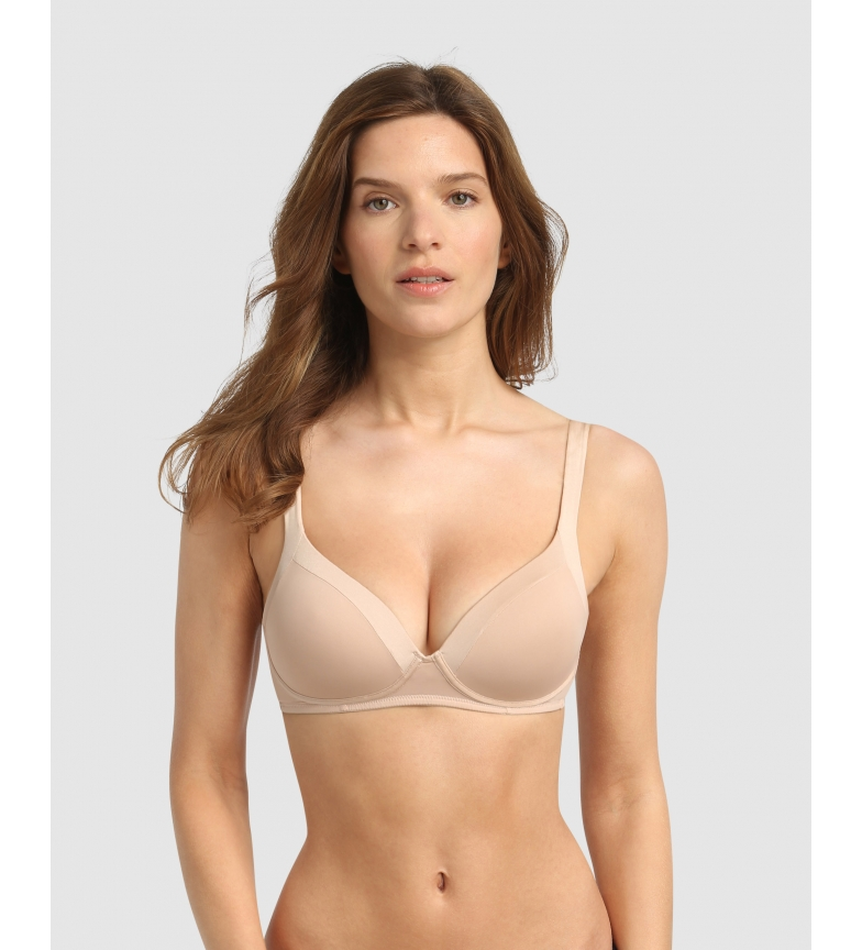 Comprar DIM Large capacity invisible bra without nude ring