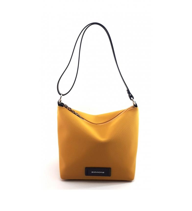 Comprar Dimoni Sac à bandoulière AC220STTOMO moutarde -21x23x14cm
