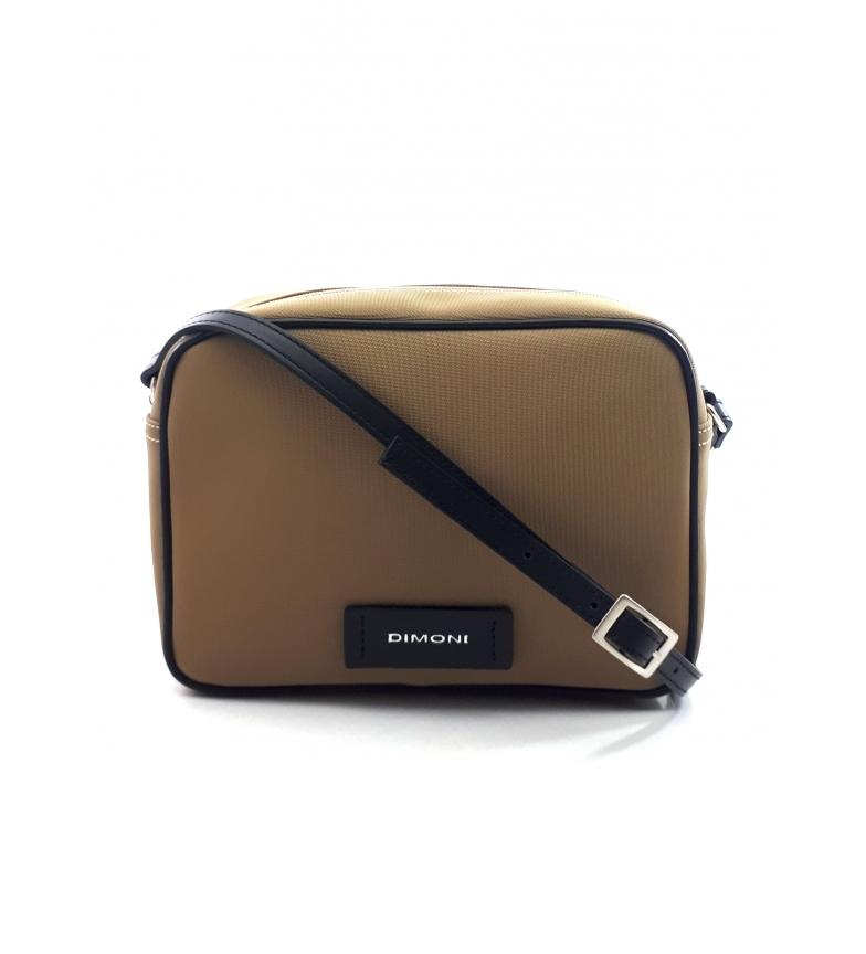 Comprar Dimoni Y981STTOMO taupe Shoulder Bag -17x23x9cm