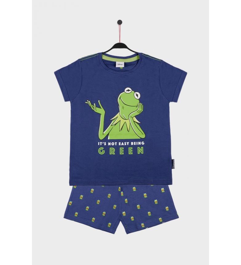 Comprar Disney Kermit est un pyjama vert à manches courtes pour marin