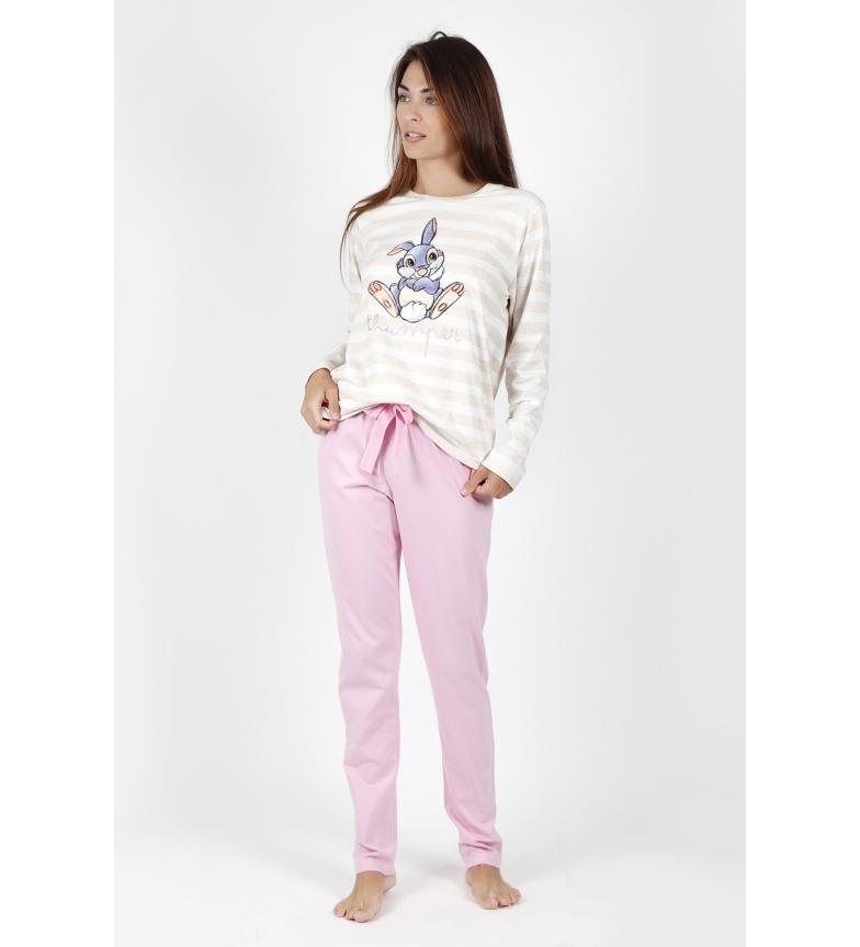 Comprar Disney Thumperbeige Long Sleeve Pyjamas
