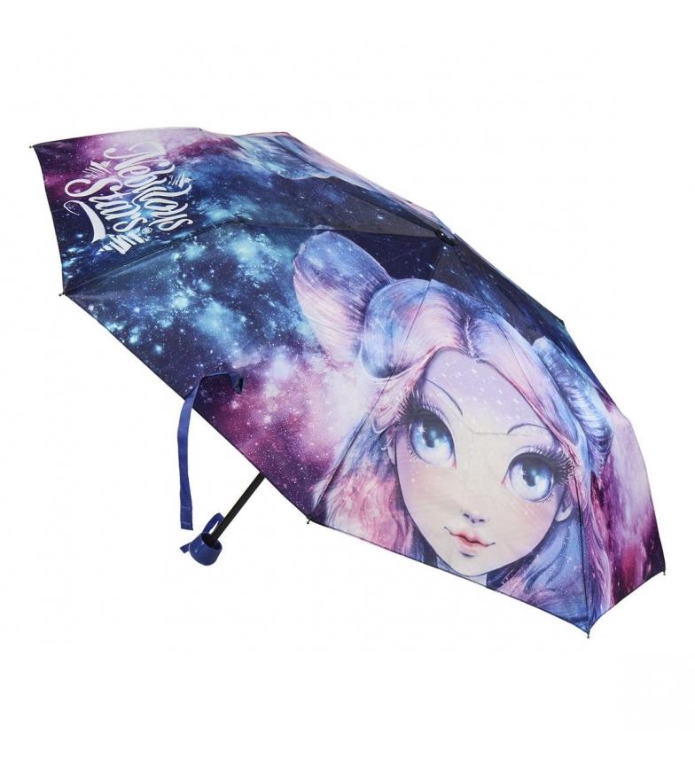 Comprar Disney & Friends Parapluie pliant manuel Nébuleux lilas nébuleux