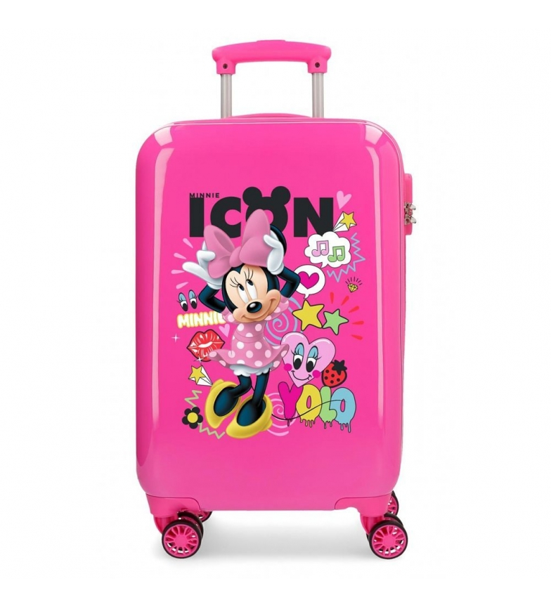 Comprar Minnie Valigia cabina rigida Minnie Icon 55cm -34x55x20cm-