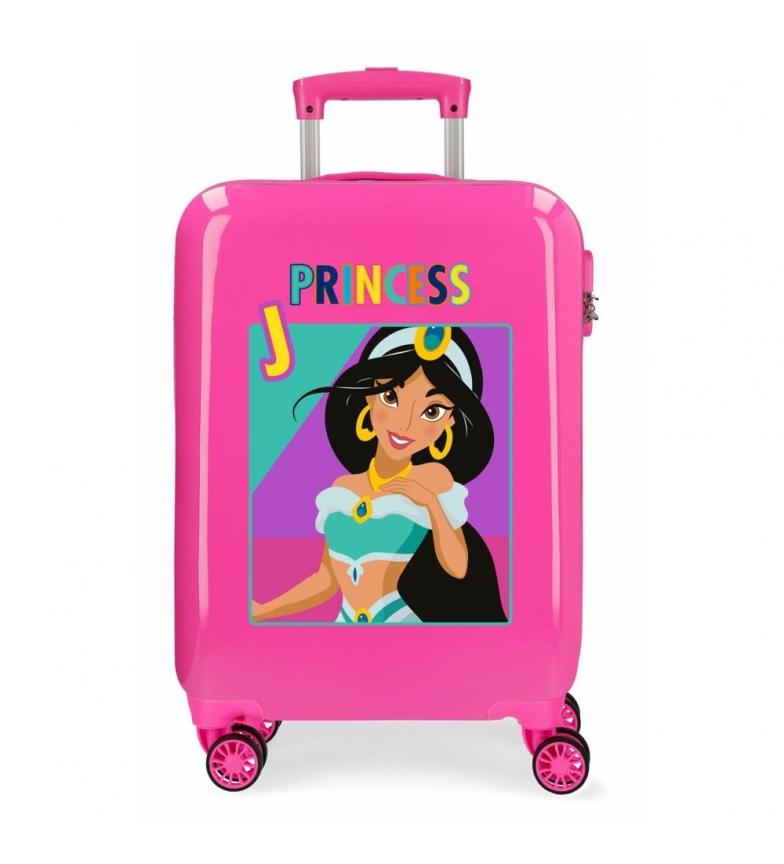 Comprar Disney & Friends Maleta de cabina rígida Princesa Jasmin -38x55x20cm-