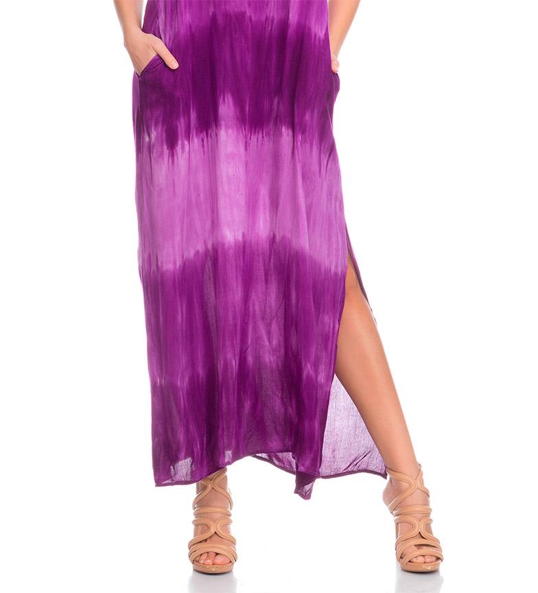 Divine Vestido Indra lila