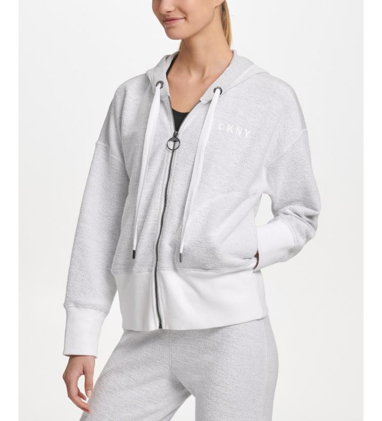 Comprar DKNY Felpa bianca DKNY