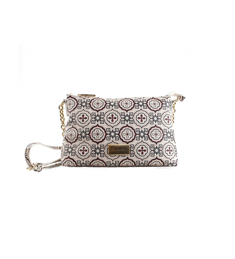 Comprar don algodon Multicoloured Geometric chain bag -20.5x15.5x7 cm