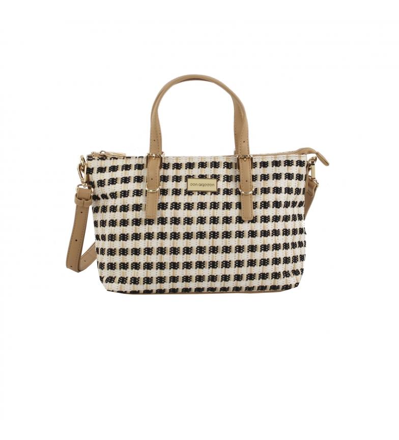 Comprar don algodon Bird multi-coloured handbag -30x21.5x11 cm