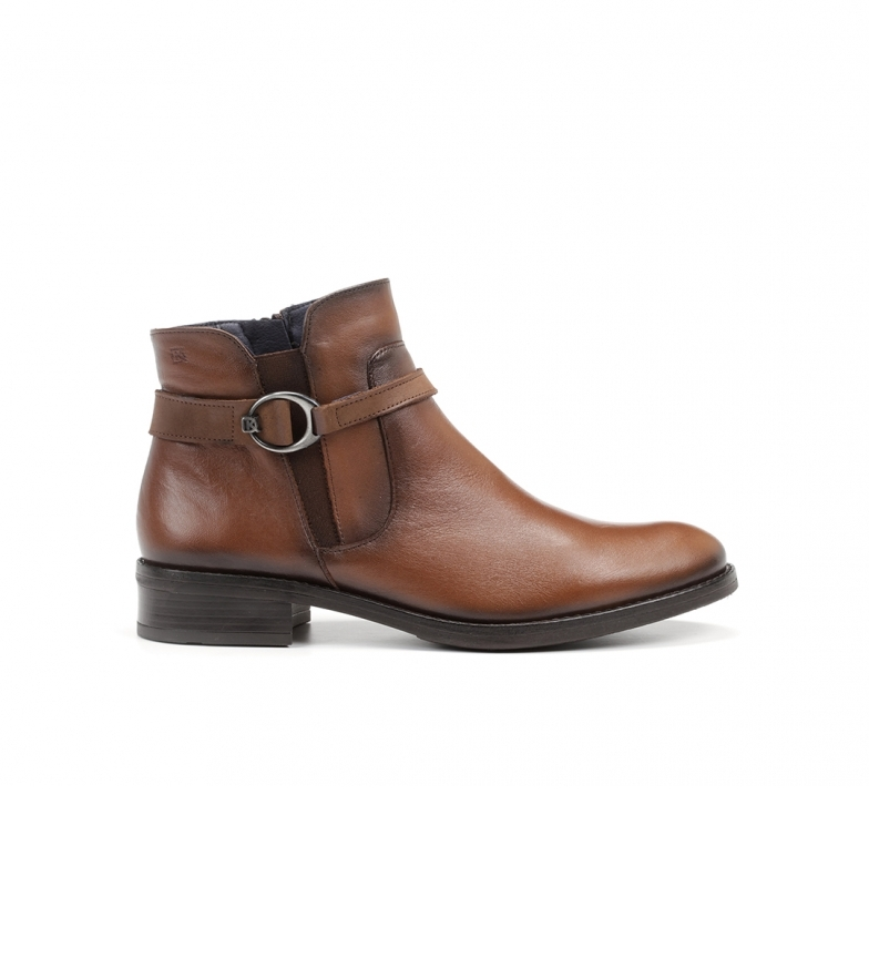 Comprar Dorking Stivali in pelle Terra D8003 marrone