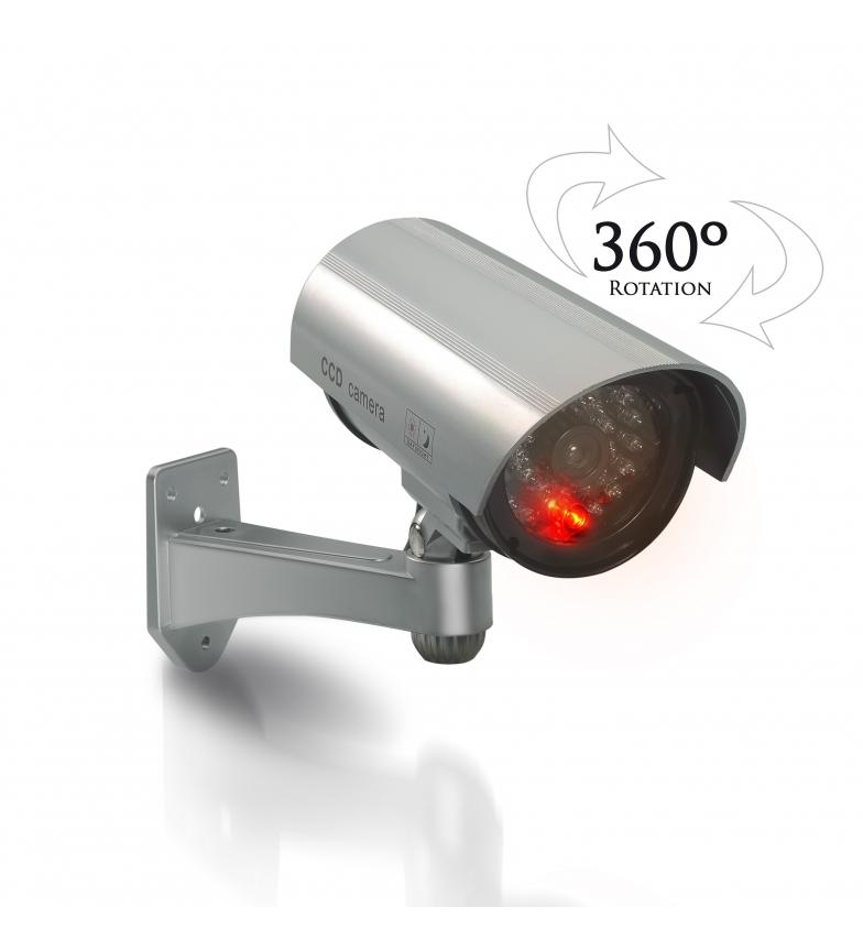 Comprar DSB Dummy Security Camera Silver