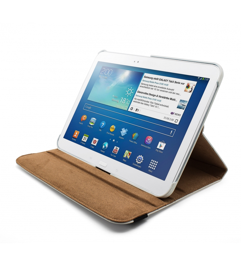 Comprar DSB Couverture 360º pour Samsung Galaxy TAB 3 10.1 Blanc