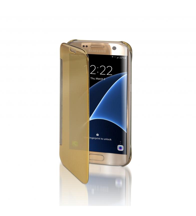Comprar DSB Funda Easy Answer para Galaxy S7 Dorado