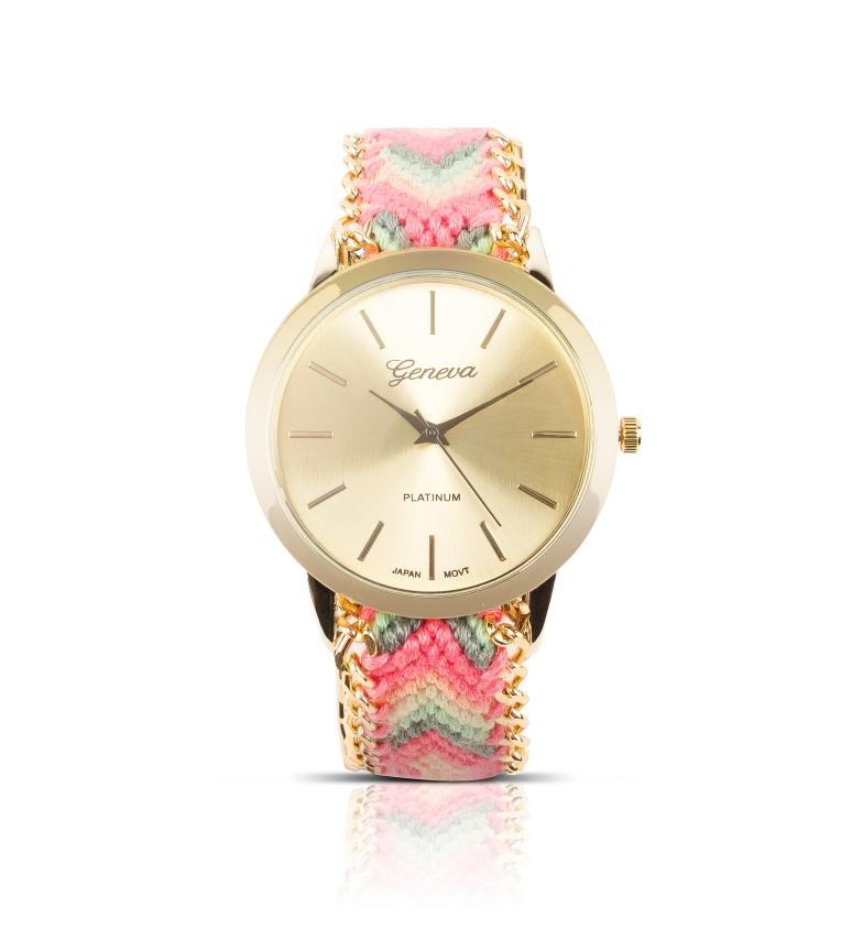 Comprar DSB Reloj de Pulsera Shiva Rosa