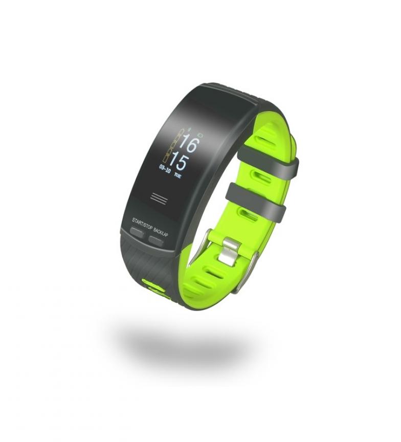 Comprar DSB Smartband GPS Runn verde -Android 4.4 e iOS 8.0 / IP68 / Bluetooth 4.0-