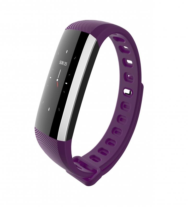 Comprar DSB Smartband Rainbow Morado -Bluetooth 4.0 / IP67-