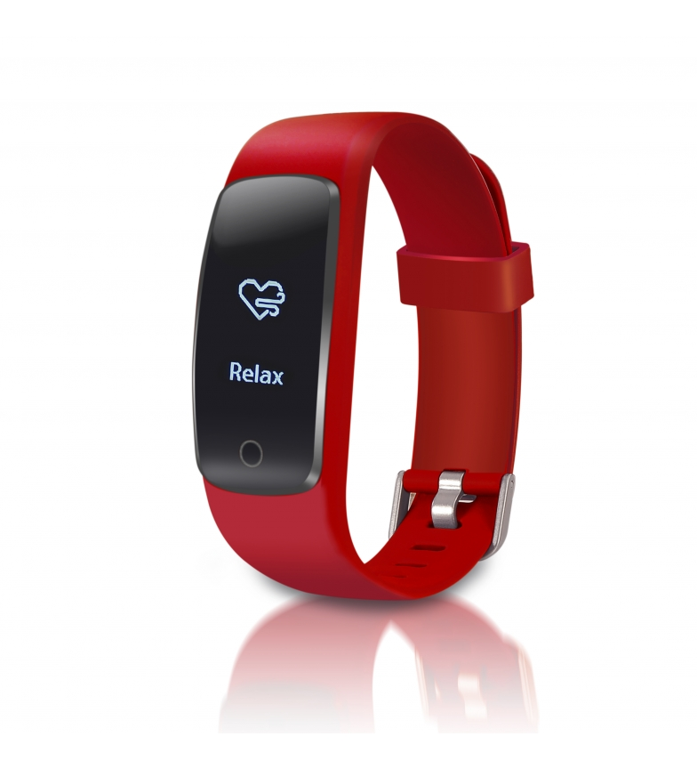 Comprar DSB SmartBand Route red  -Android 4.4 e iOS 7.1 / Bluetooth 4.0 / IP67-