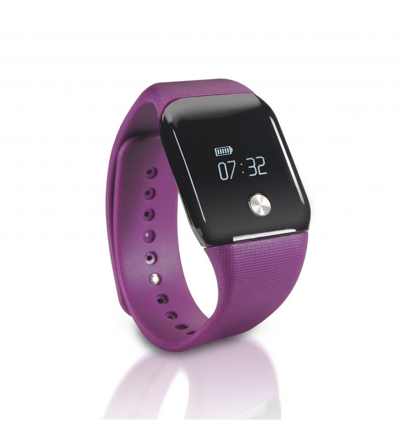 Comprar DSB Smartband watch Madison plus purple -Android e iOS / Bluetooth 4.0-