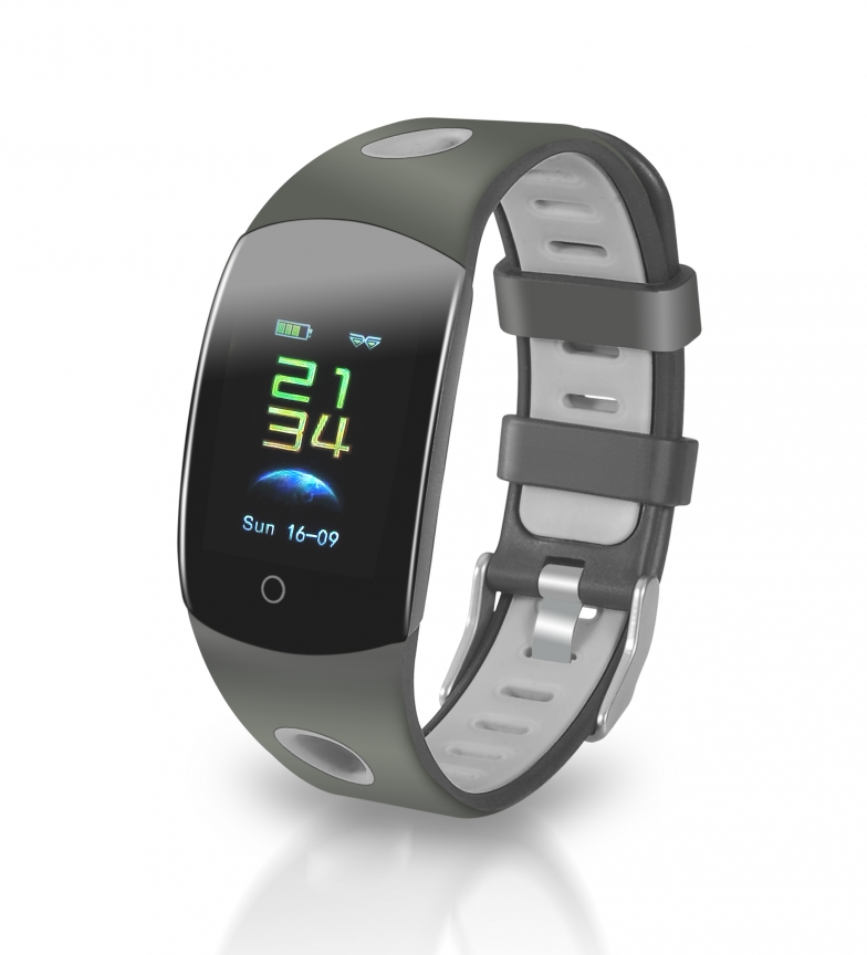 Comprar DSB Smartband waterproof 3D Burn grey