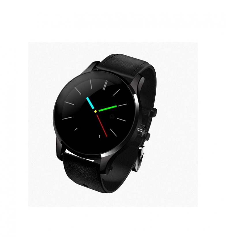 Comprar DSB Smartwatch Dymic negro -Android 4.4 e iOS 7.0 / Bluetooth 4.0-